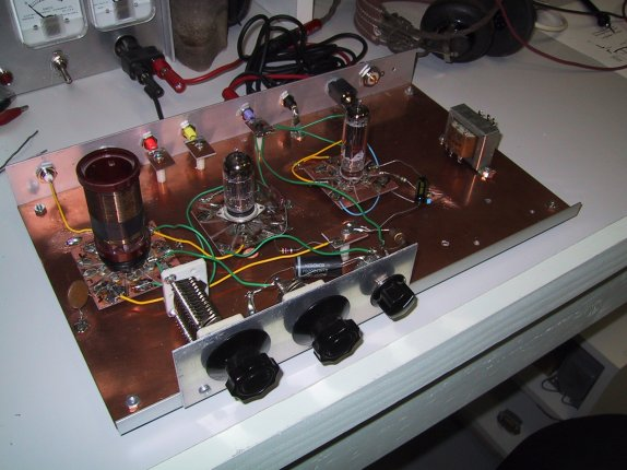 coax cable wiring jeff duntemann s homebrew radio gallery #13